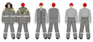 Робочий одяг ДТЕК Дніпроенерго