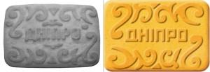 Вигляд печива зі щойнозареєстрованого патенту та оригінальна версія