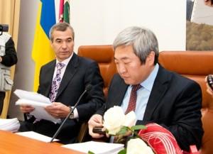 Володимир Кальцев та Олександр Сін