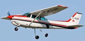 Cessna Model 172 RG